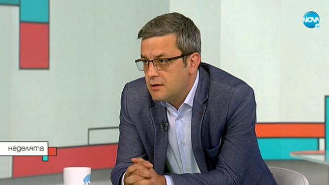 Тома Биков:  Хайде Бойко Борисов поне за БСП да не носи отговорност