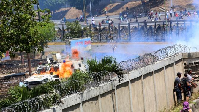 Войници са убити при обстрел на границата между Армения и Азербайджан