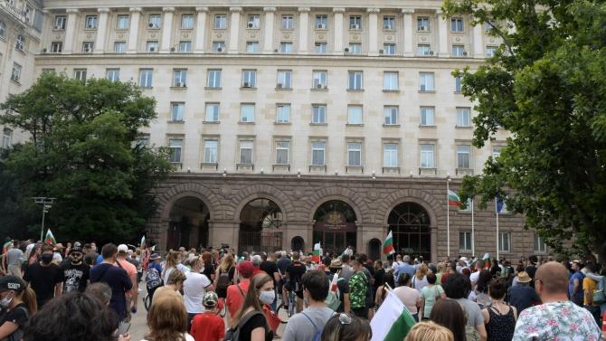 Найденов: Ако Божков го доведат в България с белезници, протестите ще спрат с магическа пръчка