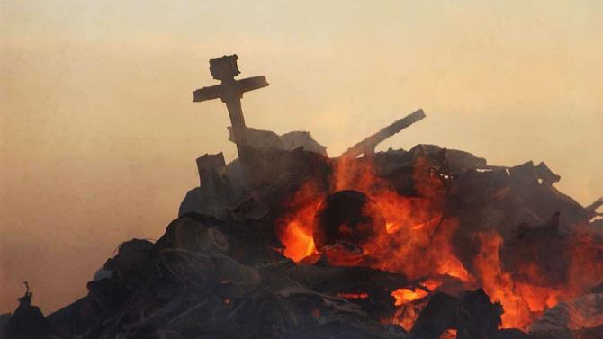 Взрив и пожар в нефтохимически завод в Иран