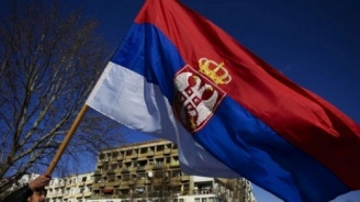 Протест в Белград срещу връщането на полицейския час