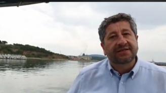 Христо Иванов разказа за скандала с гардовете пред сарая на Доган