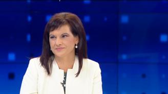 Дариткова отговори на Радев: Веднъж да поеме отговорност и да не прехвърля топката