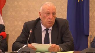 Димитър Лазаров: В проектозакона за НСО няма да бъде допусната еднолична власт