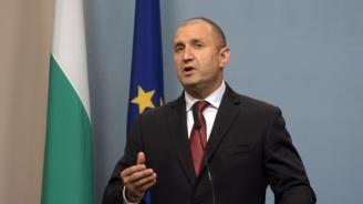 Румен Радев призова отново протестиращите да не се поддават на провокации