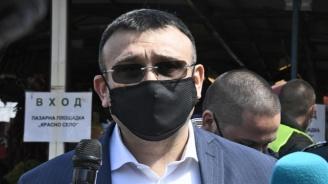 Маринов няма да приеме оставката на шефа на ОДМВР-Бургас
