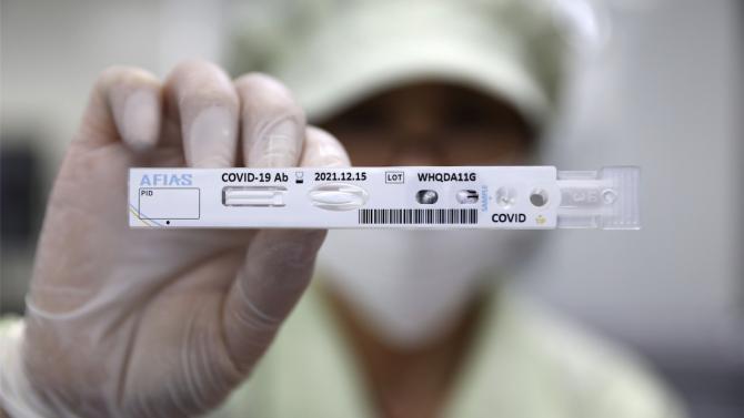 Броят на потвърдените случаи на коронавирус в Германия нарасна със