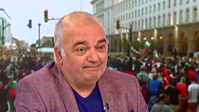 Арман Бабикян към събеседника си в студиото: Ама защо сте толкова агресивен?