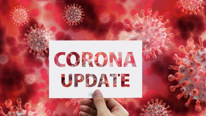 Вижте къде са новите болни от коронавирус в страната