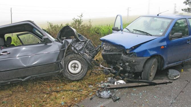 Трима души пострадаха при катастрофа на пътя Царево - Малко Търново