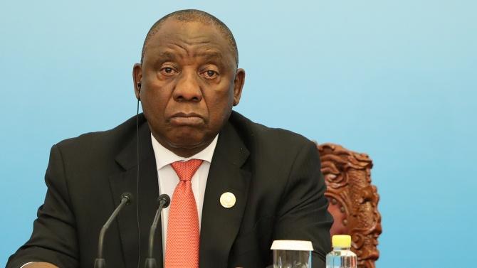 Сух закон е бил въведен в Република Южна Африка (РЮА),