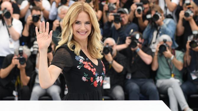 Съпругата на американския актьор Джон Траволта – артистката Кели Престън
