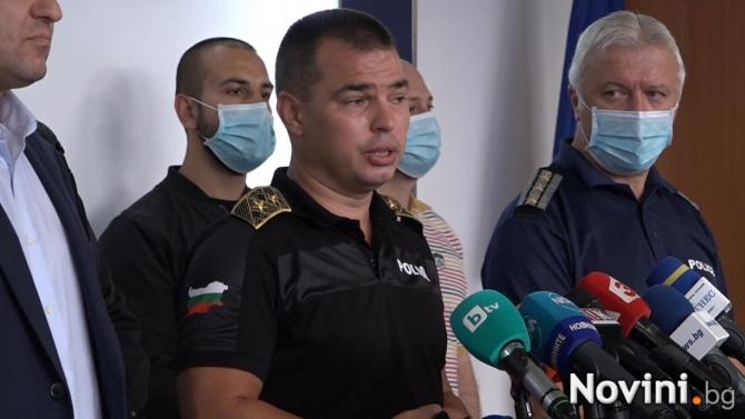 Старши комисар Антон Златанов призова и днес проестиращите да не