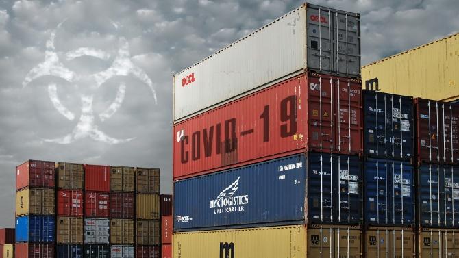 През периода януари - май 2020 г. износът на стоки
