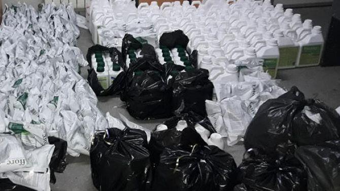 ДДТ внос от Турция трови хиляди потребители на агро стоки в България