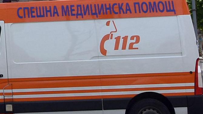"""Преместиха в """"Пирогов"""" 2-годишното дете, ранено при тежкия сблъсък на магистрала """"Тракия"""""""