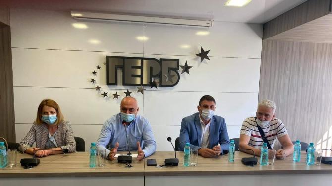 Тодор Кръстев е новият областен координатор на ГЕРБ-София. Той поема