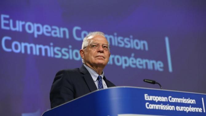 Върховният представител на Европейския съюз по външната политика и сигурността