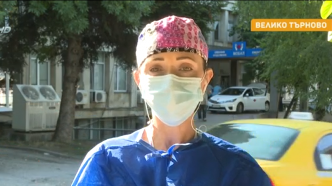 Д-р Сибила Маринова сезира Етичната комисияна Българския лекарски съюз (БЛС)