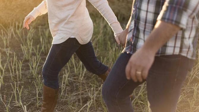Скоростта на ходене може да е свързана сриска от развиване