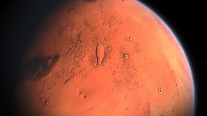 Мисия с хора до Марс: техническа възможност има, но перспективите са далечни