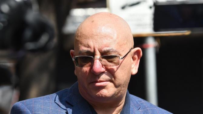 Министърът на околната среда и водите Емил ДимитровЕмил Димитров е