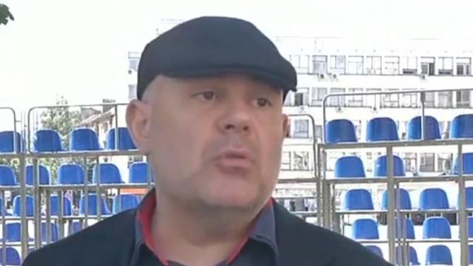 Иван Гешев:  Респект към българските полицаи, които понасят атаките на агитки на Черепа