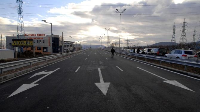Организация на движението във връзка с измиване на Софийски околовръстен път – Южна дъга
