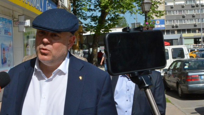 Гешев: Продължаваме борбата с битовата престъпност