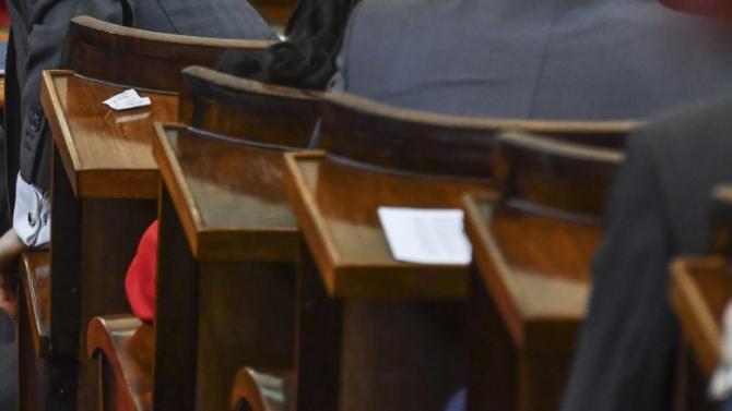 """С 82 гласа """"за"""" парламентът прекрати правомощията на депутата от"""