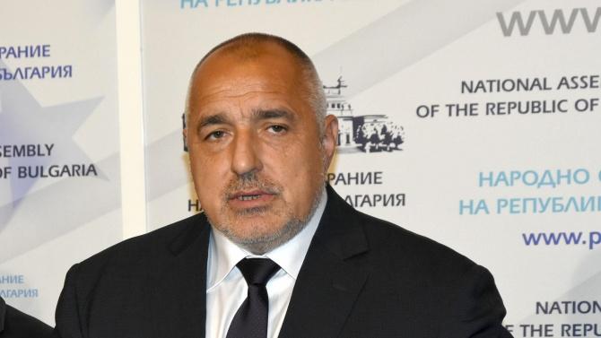 Бойко Борисов: Бог да прости Николай Щерев