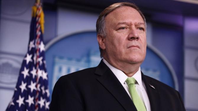 """Майк Помпейо: САЩ втърдяват позицията си срещу """"Северен поток-2"""" и """"Турски поток"""""""
