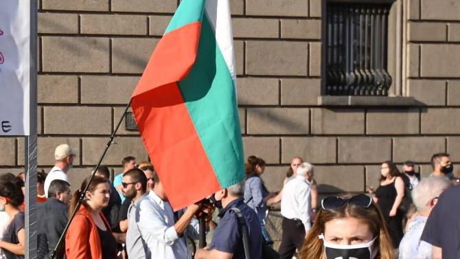 Седми ден на протести в София