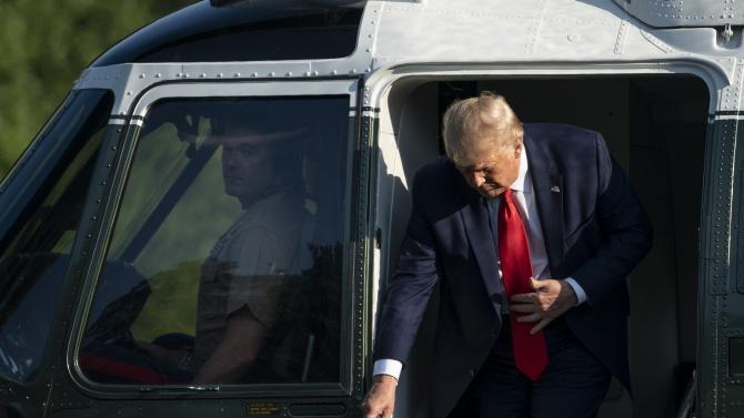 Тръмп затруднен да очертае плана за евентуалния си втори мандат