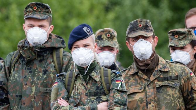 Германското правителство призова за строги ограничения в районите, където се