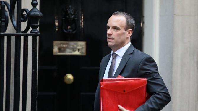 Великобритания заяви днес, че Русия се е опитала да се