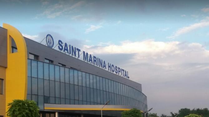 """Високотехнологичната университетска болница """"Св. Марина"""" в Плевен днес празнува петгодишнина,"""