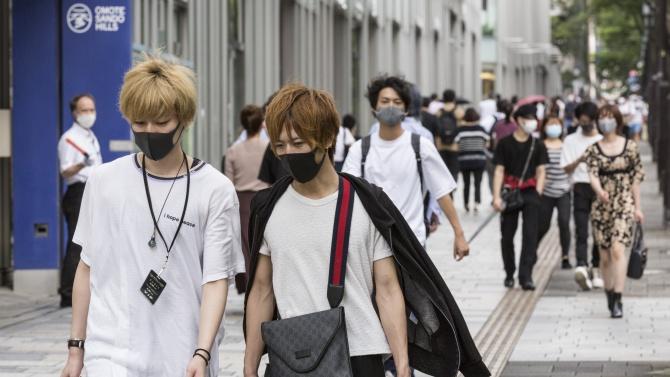 Правителството на Япония няма намерение отново да обявява извънредна ситуация