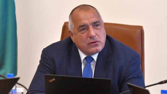 Борисов: Благодаря на Зеленски за изпълнените обещания за правата на българите в Украйна