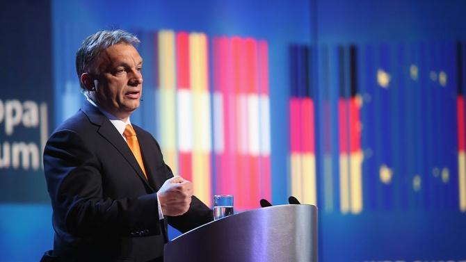 Унгарският премиер Виктор Орбан обвини своя нидерландски колега Марк Рюте,