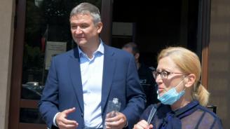 Пламен Бобоков оспорва новата си гаранция – пак 1 млн. лева
