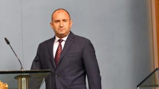 Радев: България се събужда