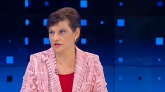Дариткова: Готови сме за диалог с младите протестиращи, направихме България по-добро място за тях