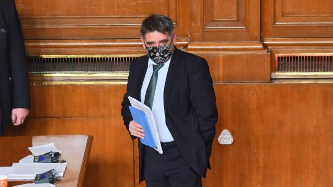 Данаил Кирилов: Винаги съм готов с оставка