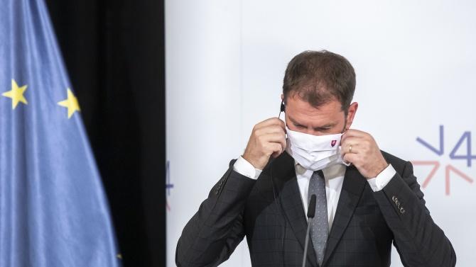 Словашкият премиер го очаква вот на недоверие заради скандала за плагиатство