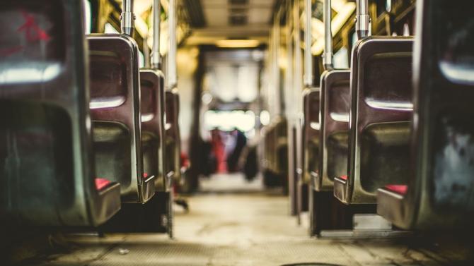 Мъж взе заложници в автобус в Украйна