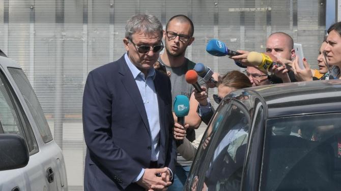 Намалиха гаранцията на Пламен Бобоков от 1 млн. на 10 000 лв.