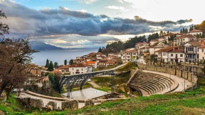 Охрид отчита най-слабия туристически сезон от десетилетия