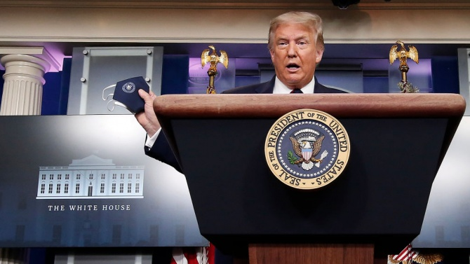Доналд Тръмп Доналд Тръмп - американски бизнесмен и политик Доналд