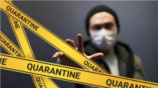 Засилените мерки с цел ограничаване на заразата с коронавирус, които